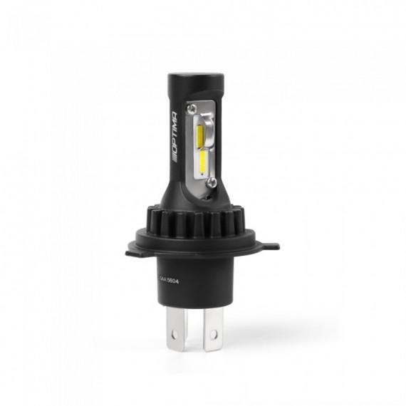 Светодиодные лампы H4 OPTIMA LED QVANT комплект 2 шт