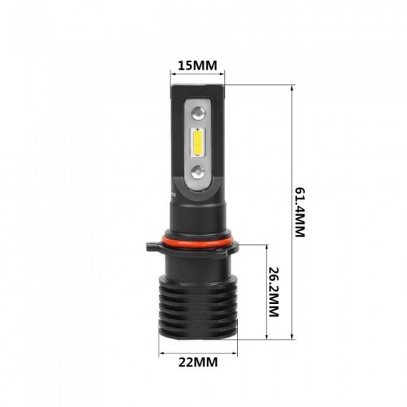 Светодиодные лампы PSX26 OPTIMA LED QVANT комплект 2 шт