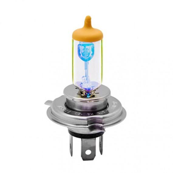Лампы галогенные MTF-Light Aurum H4 3000K HA3317