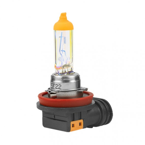 Лампы галогенные MTF-Light Aurum H8 3000K HA3638