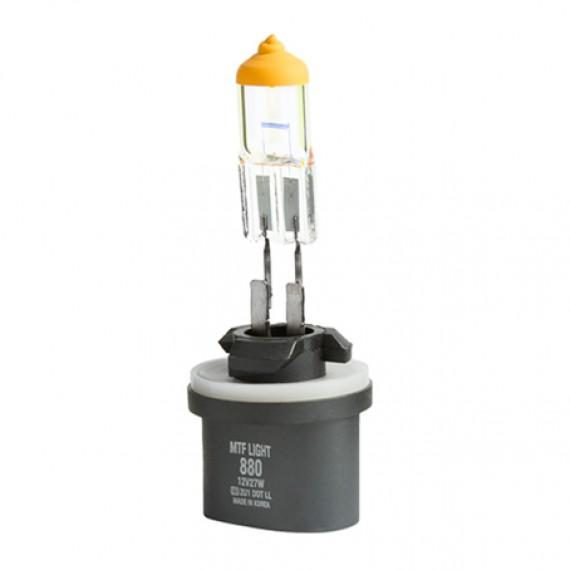Лампы галогенные MTF-Light Aurum H27 (880) 3000K HA3676