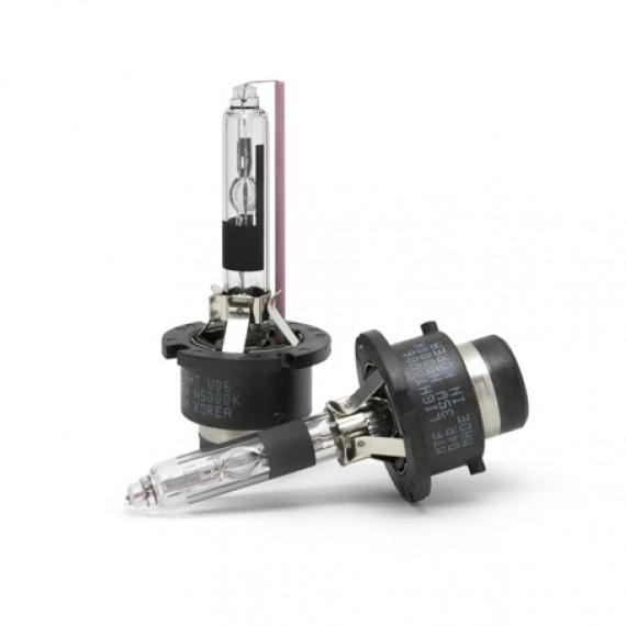 Штатная ксеноновая лампа MTF ACTIVE NIGHT +30% D4R 5000K AXBD4R (2 шт.)