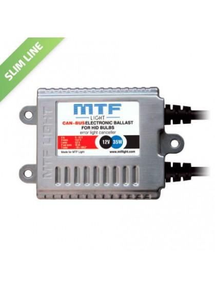 Блок розжига ксенона универсальный MTF CAN-BUS чип ASIC 12V 35W (доп. провод) 2A88 (m)