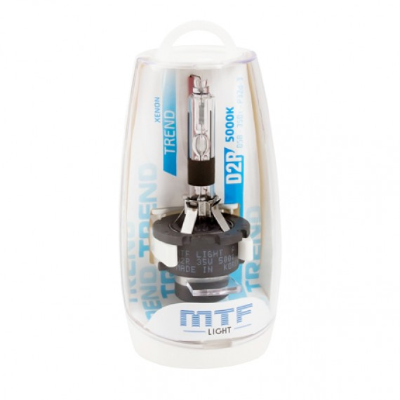 Штатная ксеноновая лампа MTF Trend D2R 5000K SBD2R5