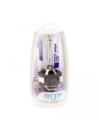 Штатная ксеноновая лампа MTF Tunning D2S 6000K SBD2S6