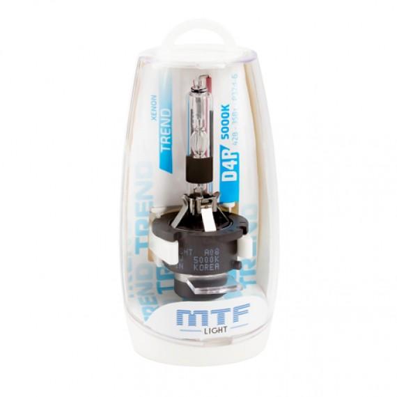 Штатная ксеноновая лампа MTF Trend D4R 5000K SBD4R5