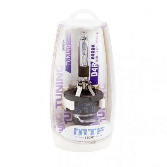 Штатная ксеноновая лампа MTF Tunning D4R 6000K SBD4R6