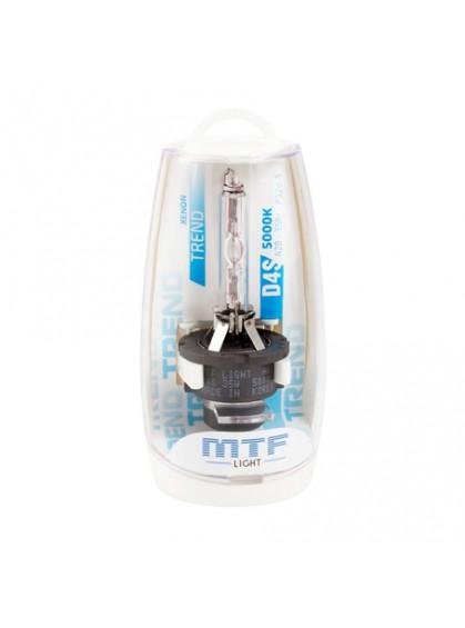 Штатная ксеноновая лампа MTF Trend D4S 5000K SBD4S5