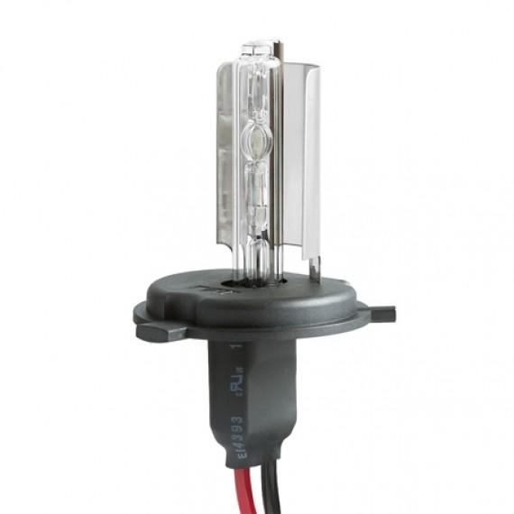 Универсальная ксеноновая лампа MTF H4 4300K, 5000K, 6000K XBH4К4