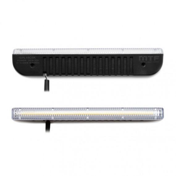 Дневные ходовые огни (ДХО, DRL) MTF Slim DRL 15 SPL15C5K