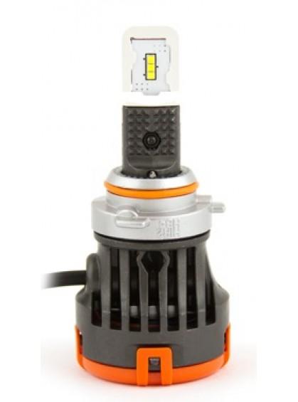 Светодиодные лампы MTF-Light Night Assistant FAN H11 (H8/H9/H16) 4500K/5500K