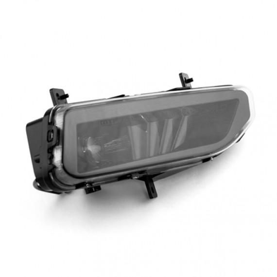 Светодиодные противотуманные фары MTF Nissan X-TRAIL, QASHQAI (black)