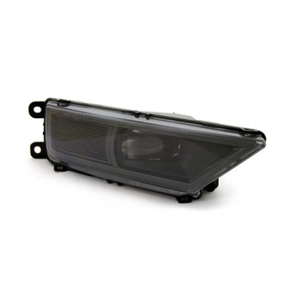 Светодиодные противотуманные фары MTF VW Tiguan  (black)