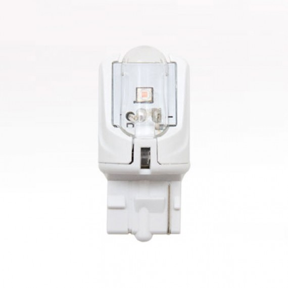 Сигнальная светодиодная лампа MTF W21W желтая MW21WY