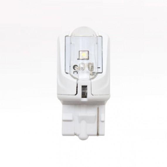 Сигнальная светодиодная лампа MTF W21W белая MW21WW