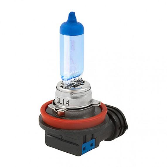 Лампы галогенные MTF-Light Palladium H11 5500K HP3522