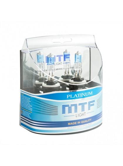 Лампы галогенные MTF-Light Platinum H27 (880) 3800K HP3119