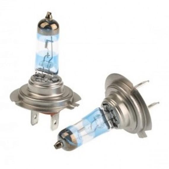 Галогенные лампы Optima Xtreme H7 4200K +130%
