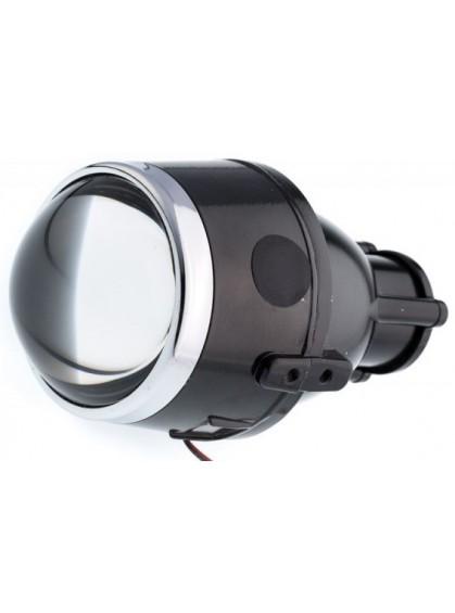 "Билинза в ПТФ Optimа Waterproof Lens 2.5"" под лампу H11"