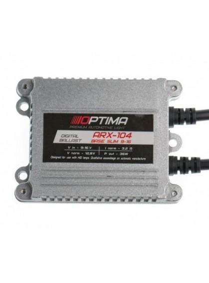 Блок розжига Optima Premium ARX-104 Base slim 35W 9-16V