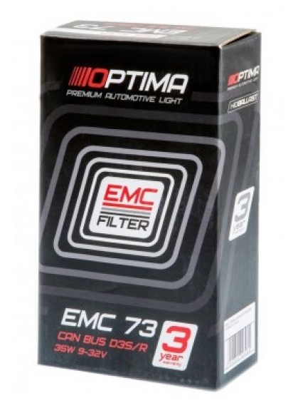 Блок розжига Optima Premium EMC-73 D3S/D3R Can Bus 9-32V 35W