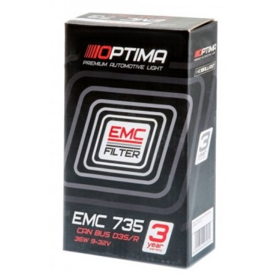 Блок розжига Optima Premium EMC-735 Slim CAN 9-32V 35W