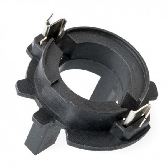 Переходник (адаптер) Optima для установки ксеноновых ламп на VOLKSWAGEN Passat, Jetta 3, Touran, Sagitar, Caddy под лампу H7 XR-SQ-2