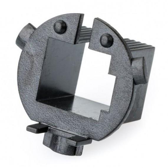 Переходник (адаптер) Optima для установки ксеноновых ламп на HYUNDAI Santa FE под лампу H7 XR-SQ-43