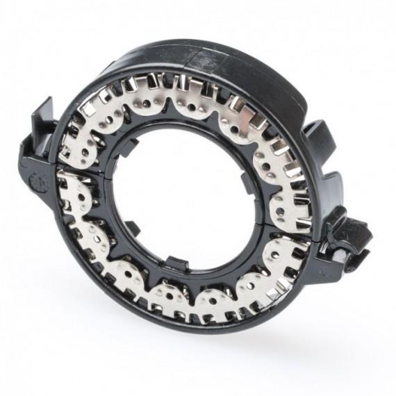 Фиксирующее (крепёжное) Optima кольцо для ксеноновых ламп D1S, D1R, D2S, D2R, D4S, D4R (металлический корпус) XR-SQ-52