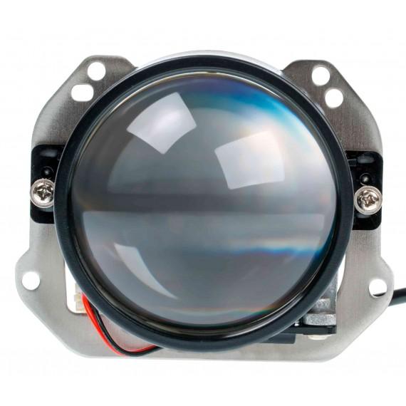 """Светодиодная би-линза Optima Bi LED Intellegent Series 3,0"""" 5000K"""