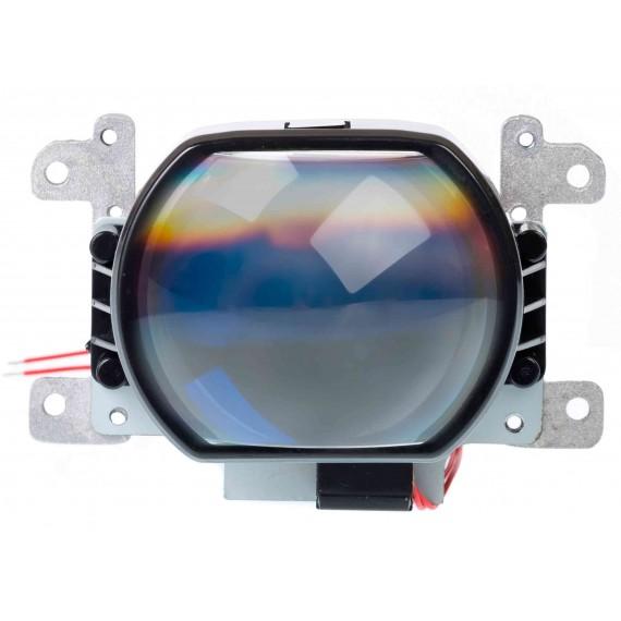 """Светодиодная би-линза Optima Bi-LED Moto 2,5"""" 5000K"""