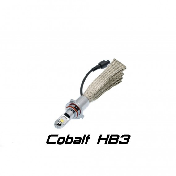 Светодиодные лампы Optima LED Premium Cobalt HB3 9-36V CB-HB3-XHP50