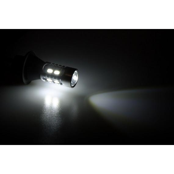 Дневные ходовые огни ( ДХО, DRL ) Optima Premium DRL-W21W (7440/WY21W/W3X16d) с функцией повторителя поворота