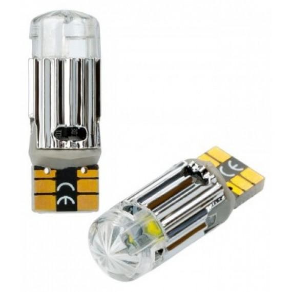 Светодиодная лампа Optima W5W CREE с обманкой 4.8W 12V 5100К OP-W5W-CR-CAN 1 шт.