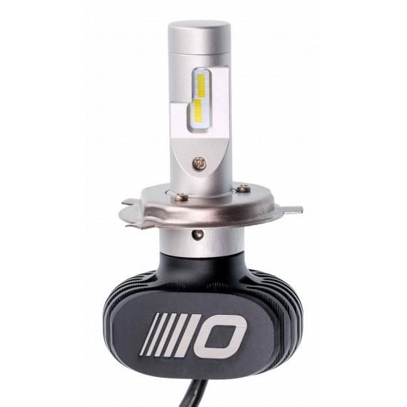 Светодиодные лампы Optima i-ZOOM +30% H4 5500K