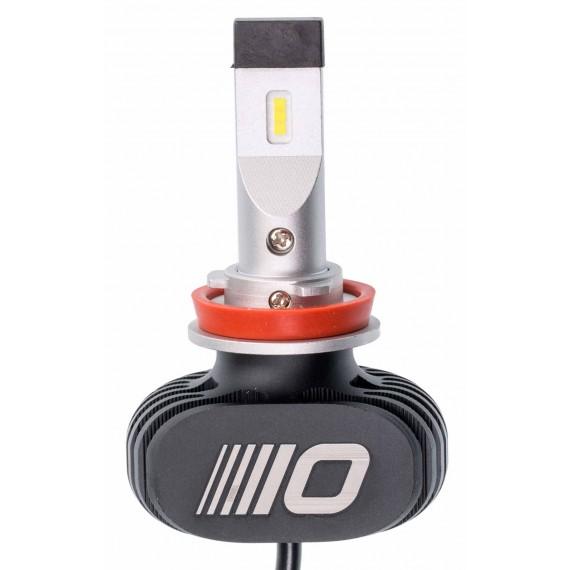 Светодиодные лампы Optima i-ZOOM +30% H8 5500K