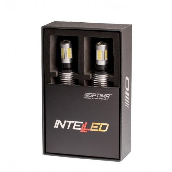 Дневные ходовые огни ( ДХО, DRL ) Optima INTELLED FDL Front Day Light PY21W с  функциями поворотника и притухания FDL-PY21W