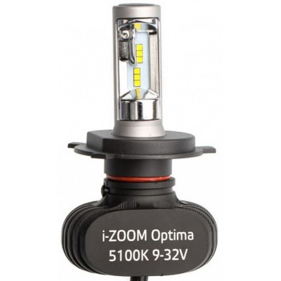Светодиодные лампы Optima i-ZOOM H4 4300/5100K