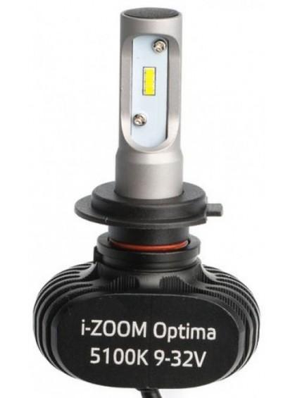 Светодиодные лампы Optima LED i-ZOOM H7 4300/5100K