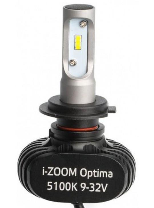 Светодиодные лампы Optima i-ZOOM H7 4300/5100K