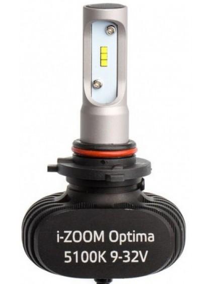 Светодиодные лампы Optima LED i-ZOOM HB3/9005 4300/5100K