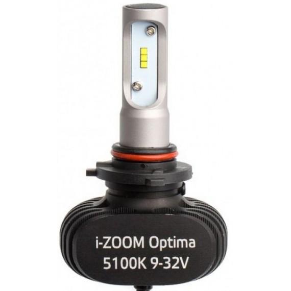 Светодиодные лампы Optima i-ZOOM HB3/9005 4300/5100K