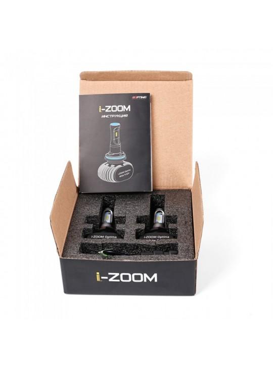 Светодиодные лампы Optima i-ZOOM HIR2/9012 4300/5100K