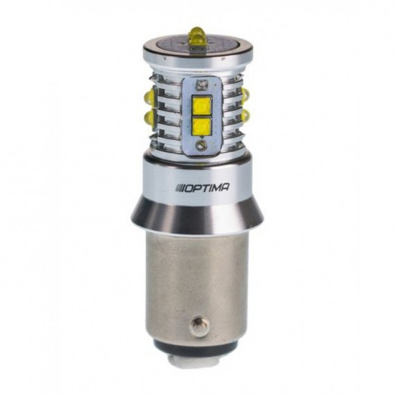 Светодиодная лампа Optima MiniCREE P21/4W 5100K 30W