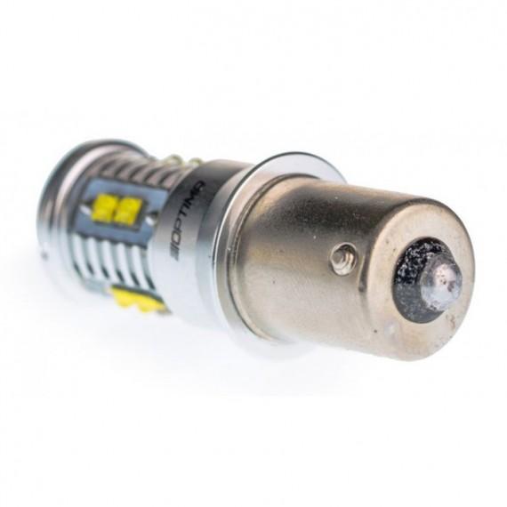 Светодиодная лампа Optima MiniCREE P21W 5100K 50W с обманкой