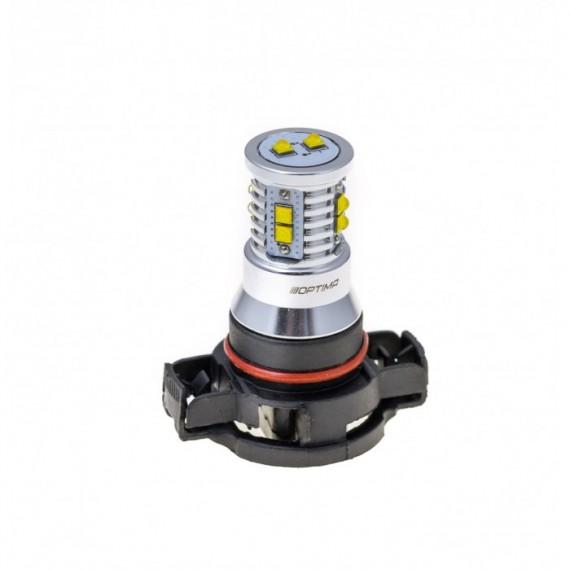 Светодиодная лампа Optima MiniCREE PSX24 5100K 50W с обманкой