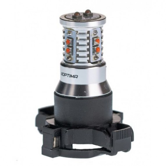 Светодиодная лампа Optima MiniCREE PSY24W желтая 50W с обманкой
