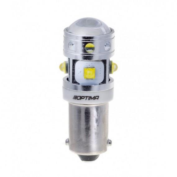 Светодиодная лампа Optima MiniCREE T4W 5100K 30W с обманкой