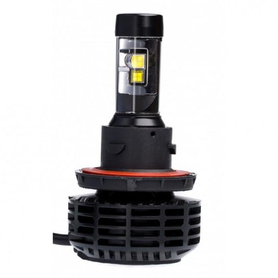Светодиодные лампы Optima LED Multi Color Ultra HB2 3800Lm 9-32V с набором цветовых фильтров