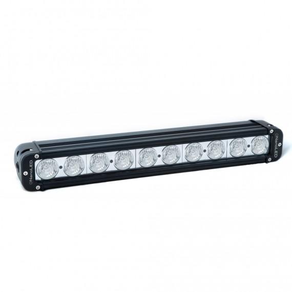 Фара светодиодная NANOLED NL-10100E 100W Euro (ближний свет c боковой засветкой)